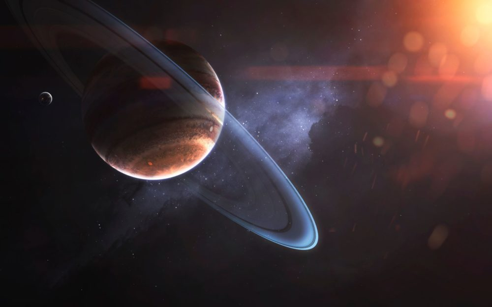 How Far Away Is Saturn And How Long Does It To Get There?
