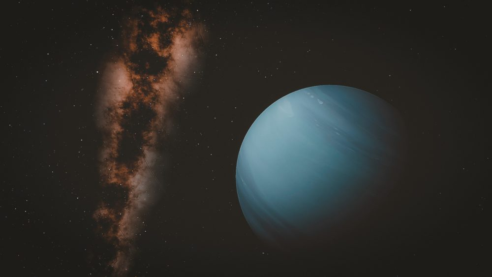 How Far Away is Neptune from the Sun and the Earth?