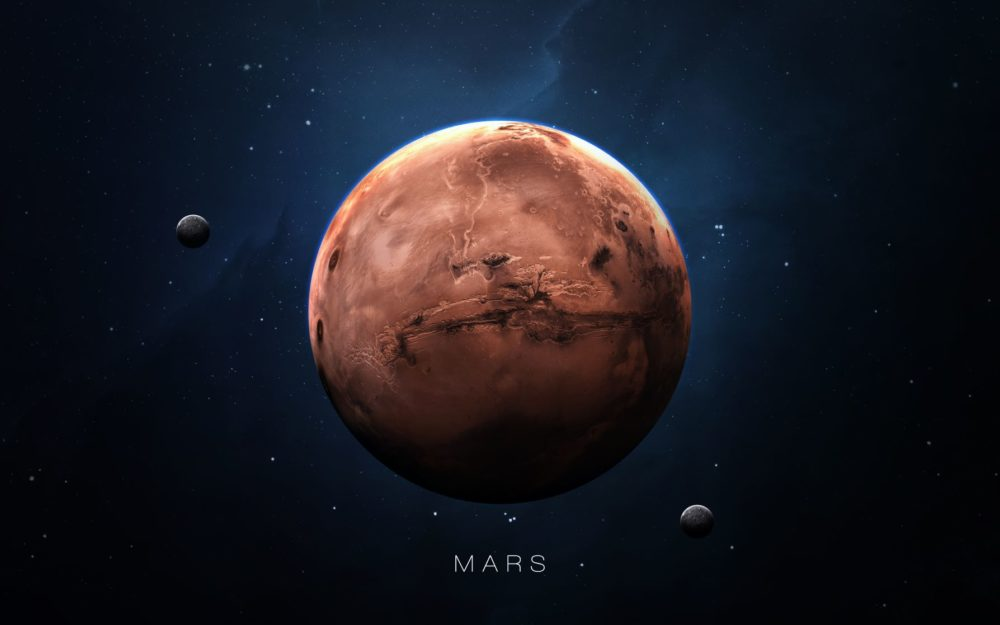 How Many Moons Does Mars Have And Can I See Them With A Telescope?